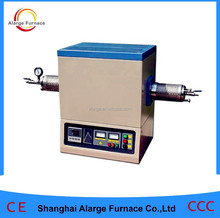 Touch Screen With CE certificate QSH-VTF-1700T Vacuum Tube Laboratory Furnace up to 1700C