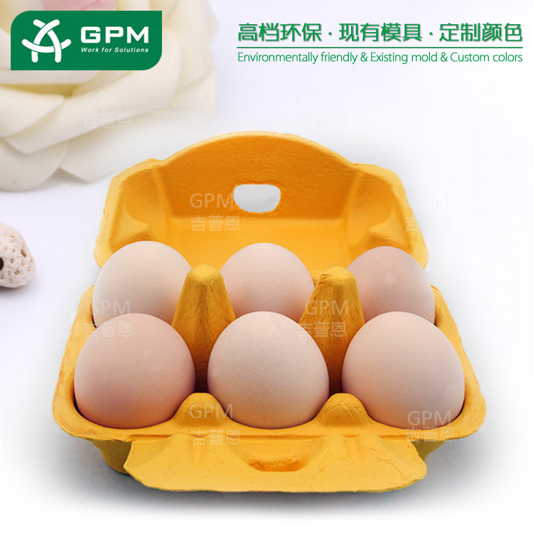 Recyclable Paper Pulp Bulk Egg Cartons
