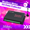 4 Relay Outputs Modbus Meter 3G Data Collector Smart Energy Meter Logger