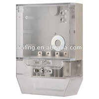 DDS-014 Single-Phase Multi-Rate Meter electrical transparent meter cover
