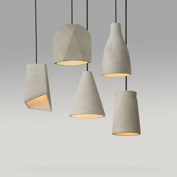 Contemporary home lighting Modern Style Kitchen Modern Pendant Lamp Cement Vintage Lights Fixture For Art Contemporary Home Decoration Restaurant Kitchen Lights Architecture Art Designs Modern Pendant Lamp Cement Vintage Lights Fixture For Art