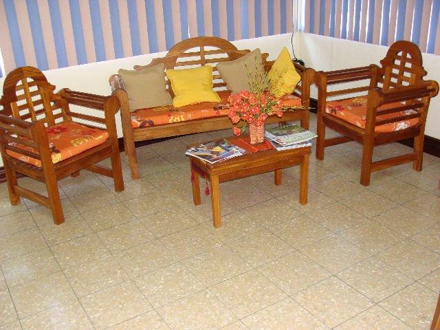 Teca living room set otros muebles de madera - Muebles madera teca ...