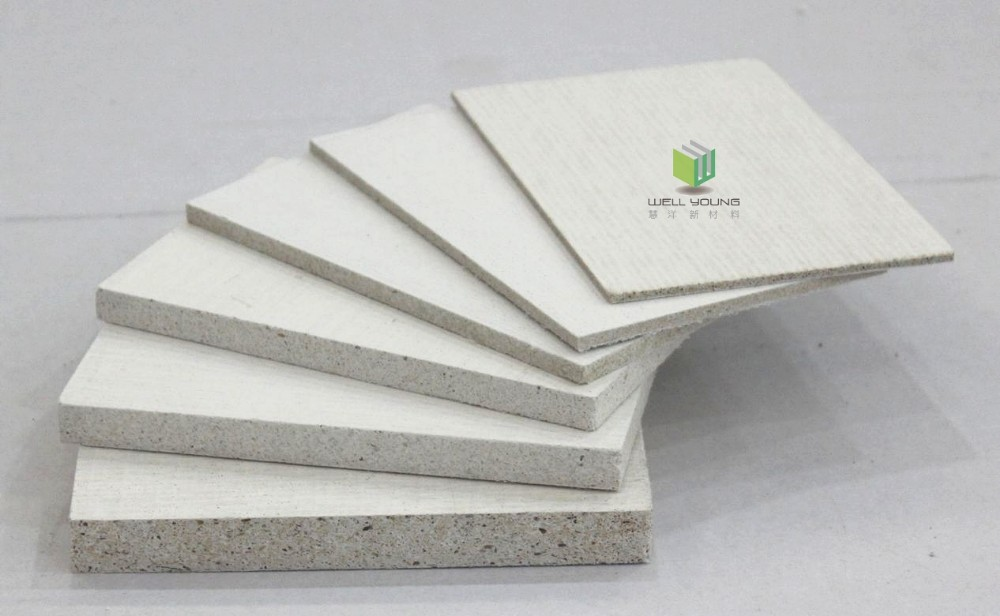 fireproof mgo board / magnesium oxide eco board for steel framing construction