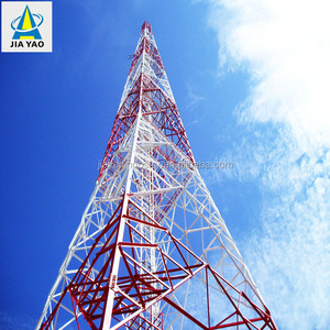 4 Legs widely used microwave antenna tower