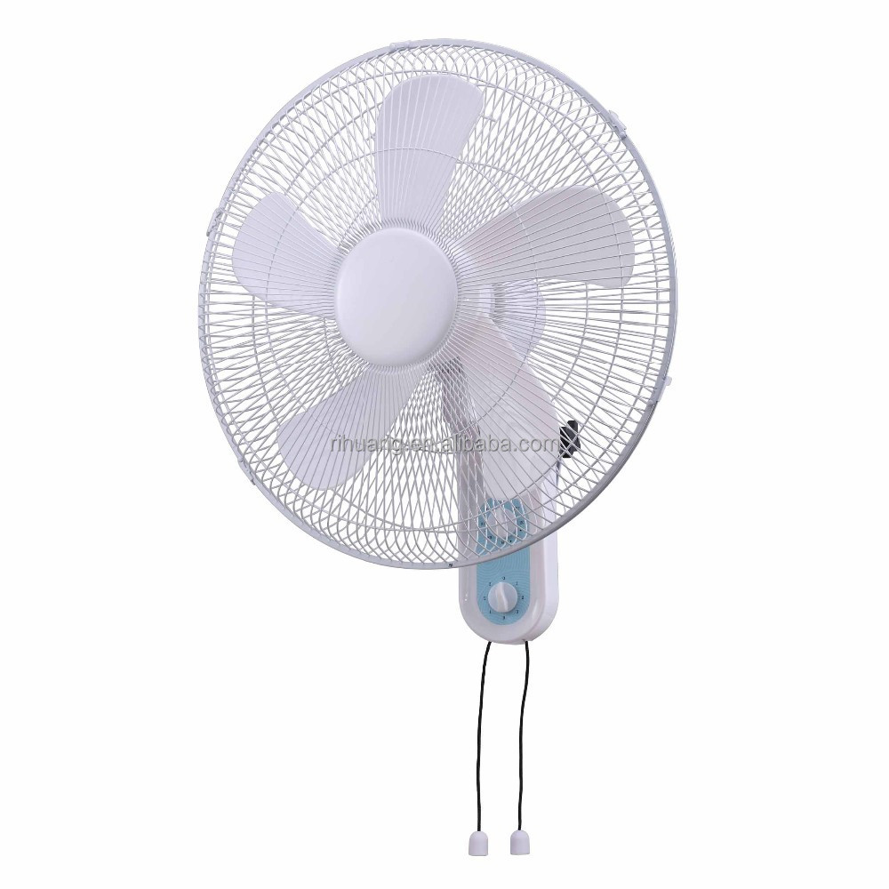 16 INCH Plastic Wall Fan With Timer