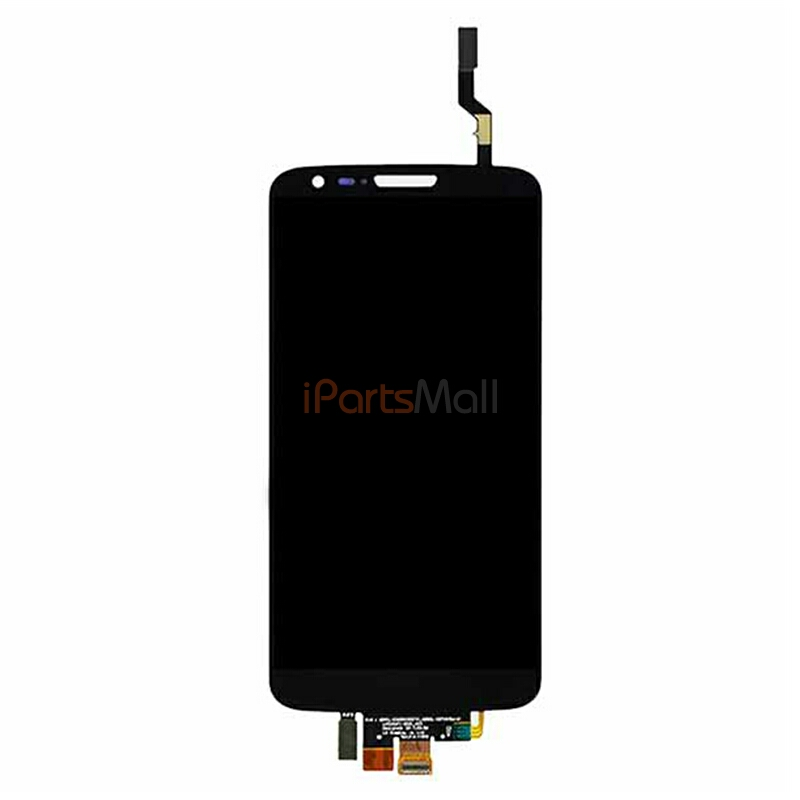 For LG G2 D802 LCD Screen Display Digitizer Assembly Black White