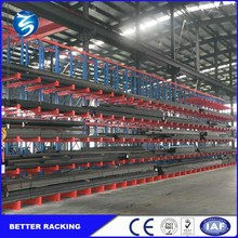 Custom Idustrial Cantilever Rack,Cantilever Racking System for Long Objects