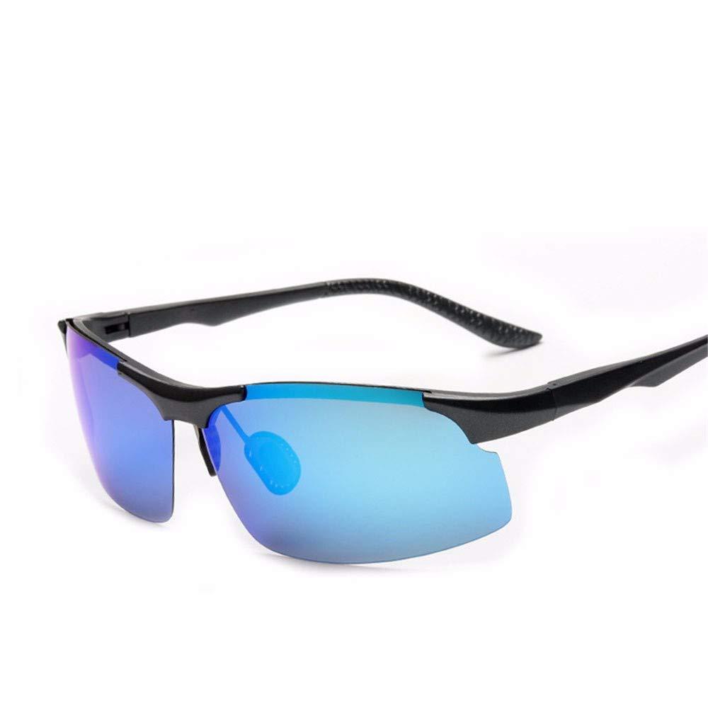 22ec7238b789 Get Quotations · FRFG Ski Sports Sunglasses New Polarized Sunglasses  Imitation Aluminum Magnesium Sunglasses Color Film Sunglasses Riding