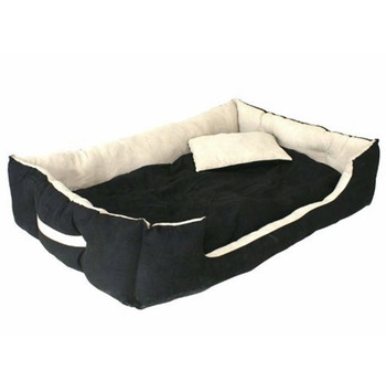 Extra Large Warm Soft Fleece Puppy Bed Pets Dog Cat Cushion Sofa Luxury Pet Beds Raised Product On