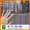 Easy Install Galvanized or Powder Coated 358 Fence Panel