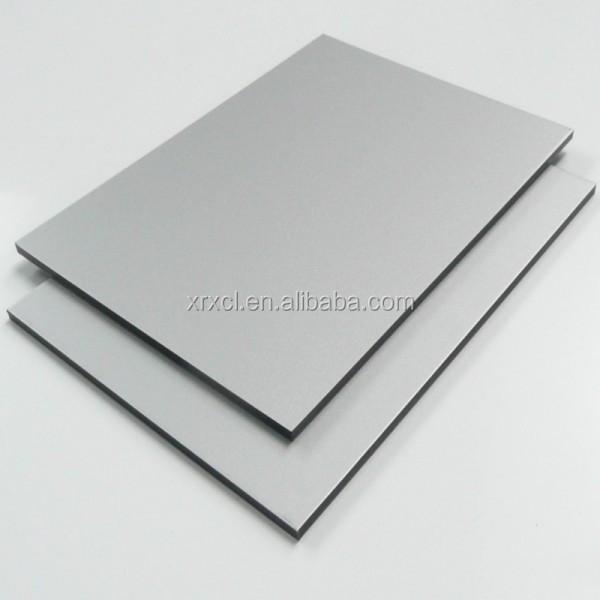 Pas cher prix int rieur ext rieur mural en aluminium for Panneau exterieur composite