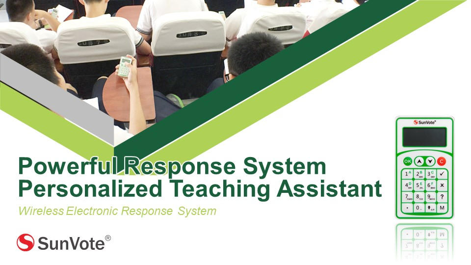 classroom reply system for education