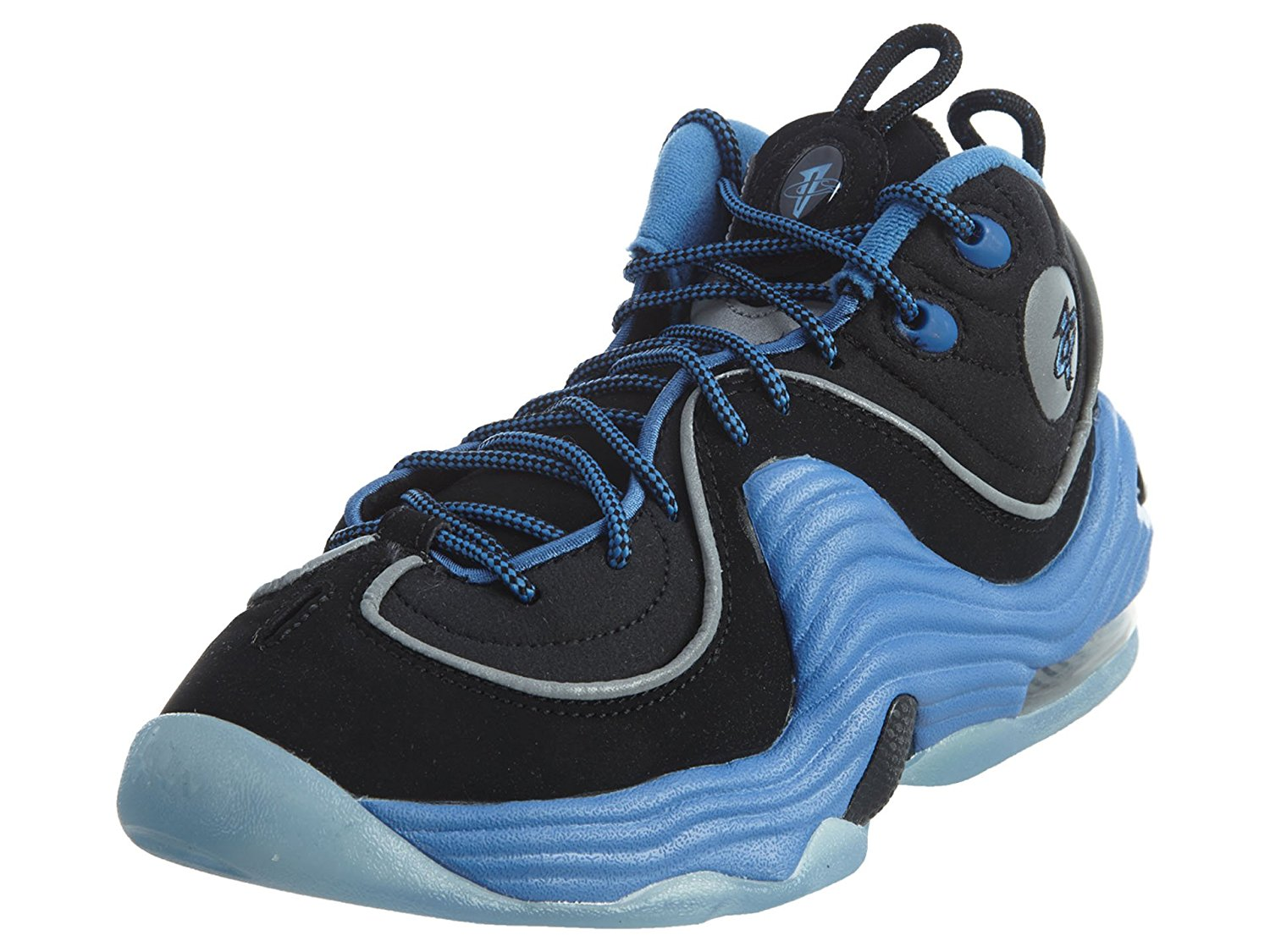 the latest 9728c a18c0 Get Quotations · Nike AIR PENNY II (GS) boys basketball-shoes
