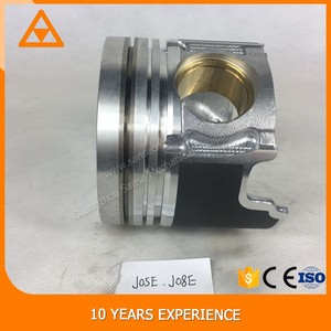 Best quality china engine parts piston for hino J05 J08E
