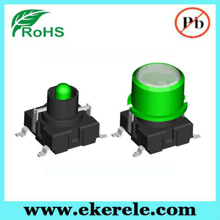 4FS Series 19mm rubber push button switches