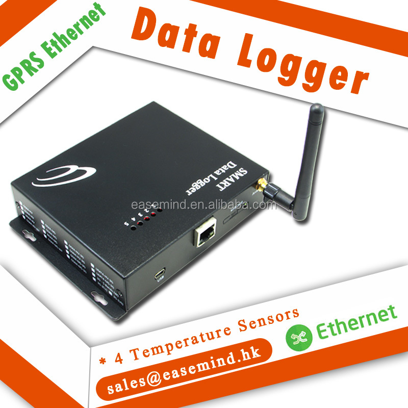 High accuracy temperature controller data logger gprs ethernet <strong>modem</strong>