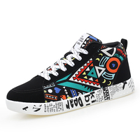 Wholesale Your Design Canvas Shoes,Fashion Hot Selling Women Canvas High Top Shoes
