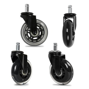 3 inch pu caster wheel for furniture
