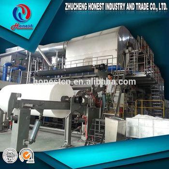 Cost Of 2800Mm Yankee Tissue Paper Making Machine,Tissue Paper
