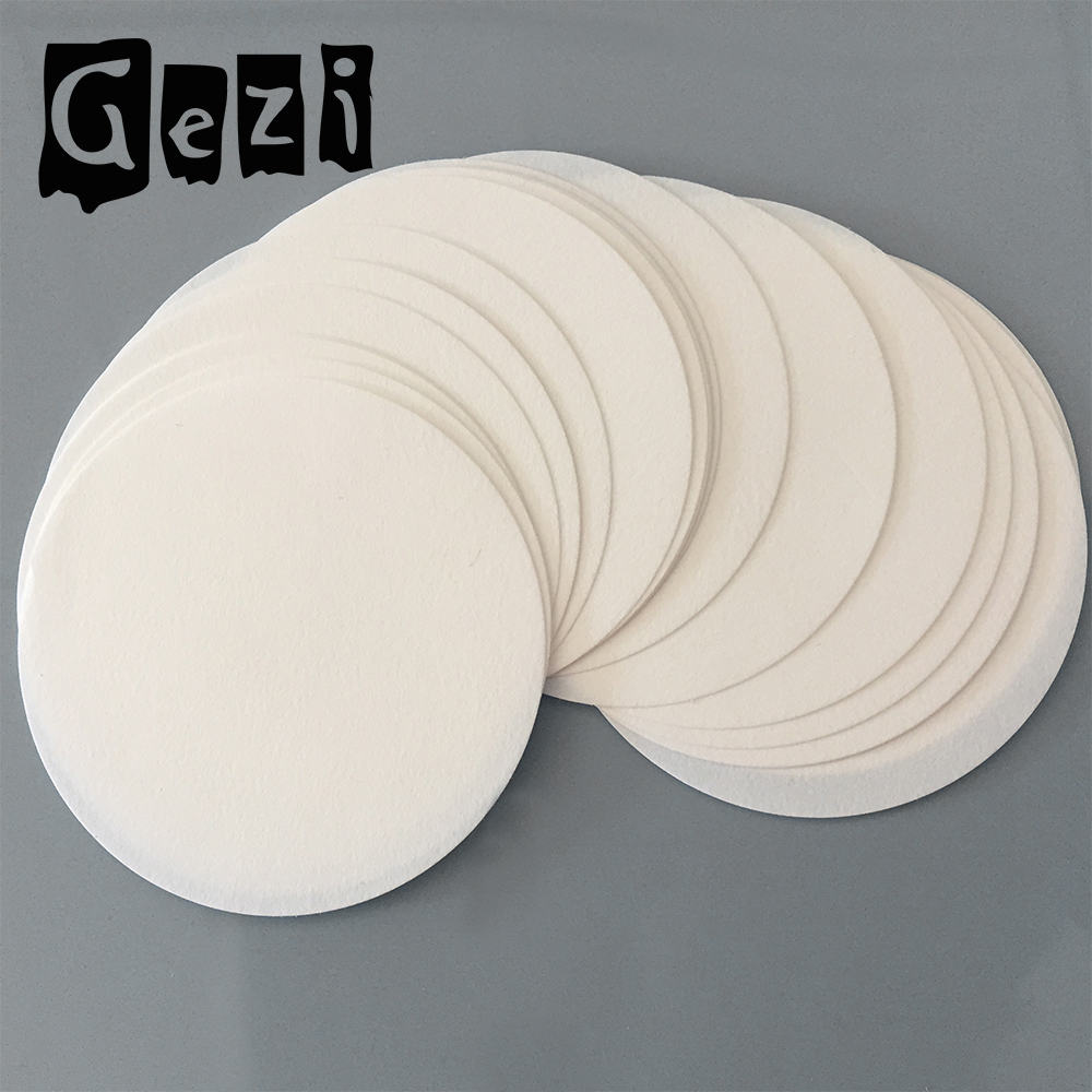 Qualitative High wet strength heat seal coffee filter paper/ oil laboratory filter paper