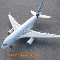 Brushless A320 2.4G 4CH Radio Remote Control RC Jet