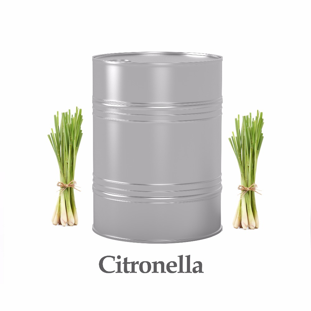 Wholesale Supplier Pure Bulk Citronella Essential Oil 25kg
