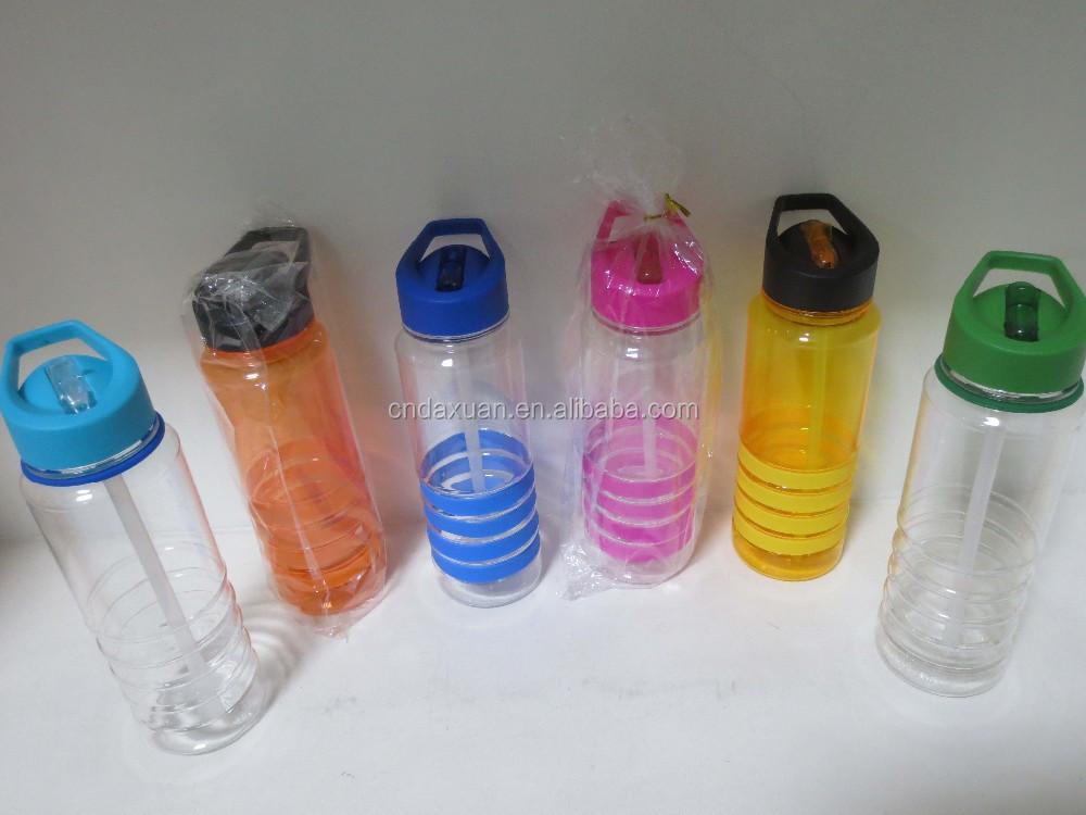 gros logo personnalis sans bpa bouteilles d 39 eau en plastique bouteille id de produit. Black Bedroom Furniture Sets. Home Design Ideas