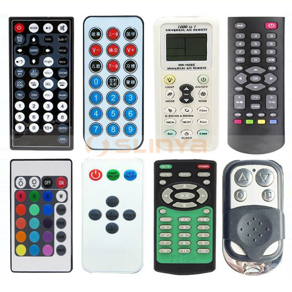 Universal Remote Control Wireless IR Remote Controller Customize