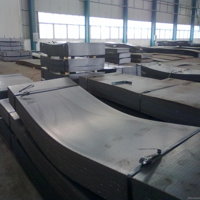 China high carbon spring steel plate