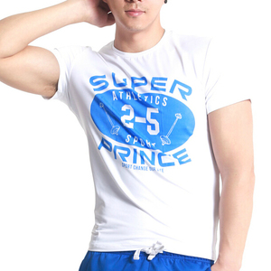 Wholesale Fitness Apparel High Quality Custom Made Mens Gym T Shirt Printing