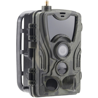 Hunting Camera MMS 1080P 16MP Wildlife Camera Forest Cellular Trail Camera GSM HC801M