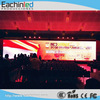 Super thin Die cast aluminum display events rental use P4 led video display board