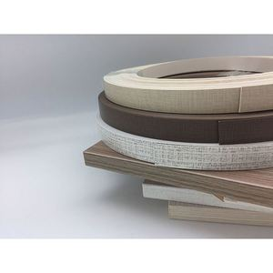 plastic PVC /ABS furniture solid wood edge banding tapes