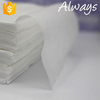 Disposable wave printing Cotton Wipes cleane Towel OEM in China