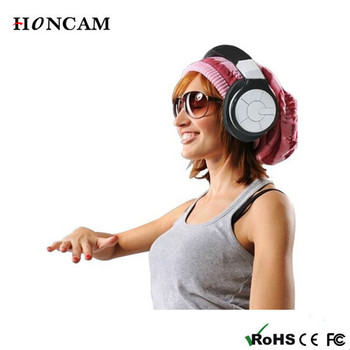 New Fashion Mp3 Player Stereo Gaming Headset With Tf Card