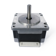 Guangzhou manufacture 1.8 degree two phase 57mm hybrid stepper motor for cnc