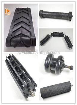 widely used rubber conveyor belt for w1000F wheel type P/N 90123 600*8000