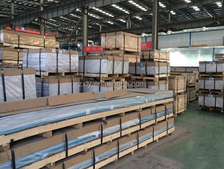 Zhongxin Aluminum 0 5mm Thick Mirror Aluminum Sheet Price