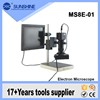 Portable 8-120x Video Led Zoom Microscope With Lcd Screen