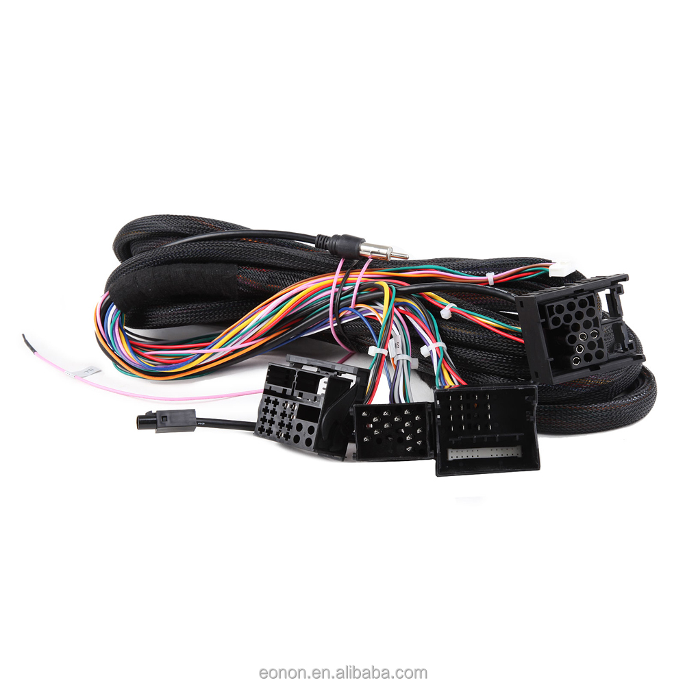 eonon a0573 17 pin 40 pin extended installation wiring harness for rh alibaba com Wiring Harness Connector Plugs Wiring Harness Diagram