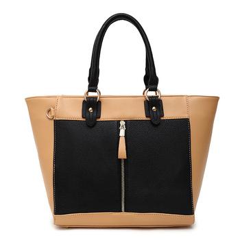 China Supplier Pu Leather Bags Handbag Imitation Whole