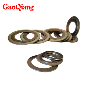Different types of spiral wound 316 ss ptfe graphite gasket