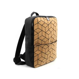 custom wholesale 2019 causal office school leather men's backpack bag fashion backpack man