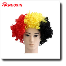 NX Wholesale Synthetic Afro Kinky Curly Half Wig Short