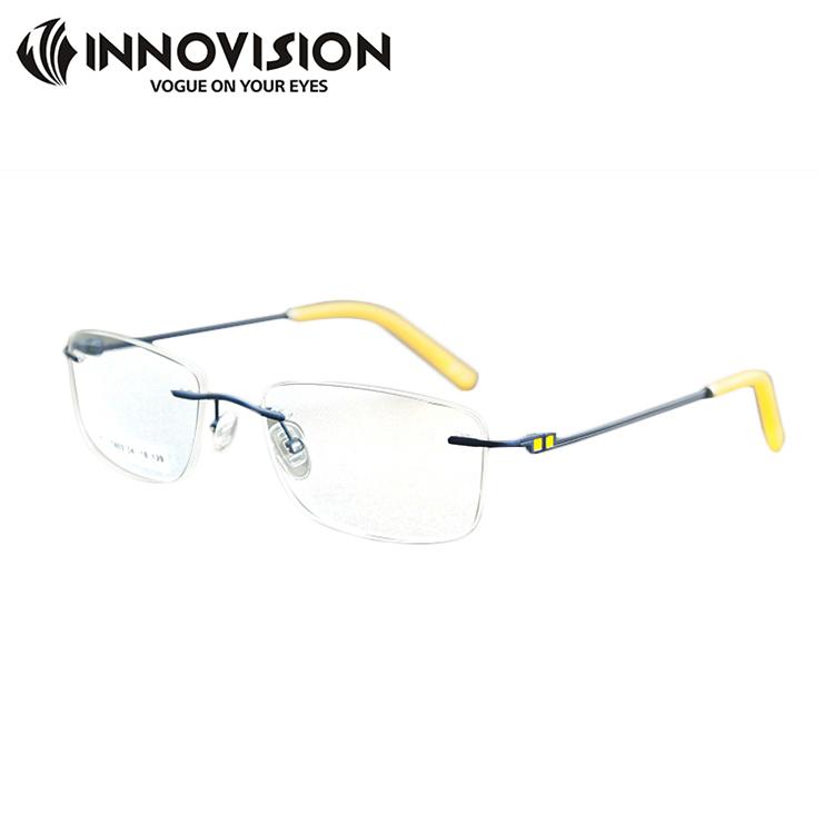 Logotipo Design personalizado Quadro óculos Sem Aro-Armações de ... cd279d0109