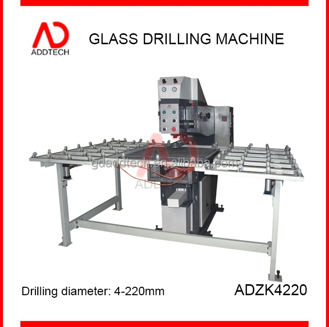 available /portable glass drilling machine