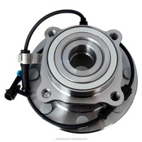 car auto front wheel hub DAC30600037 bearing sizes