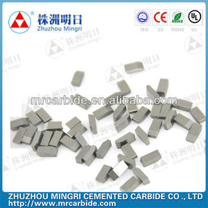wholesale cemented carbide saw tips/saw inserts