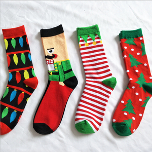 atult's Dress Cool Colorful Fancy socks Novelty Funny Casual socks Combed Cotton Crew Socks Pack