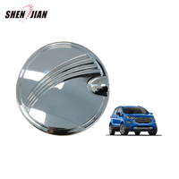 New Style Fuel Filler Door Cover Gas Tank Cap for Eco-sport Car Accessories